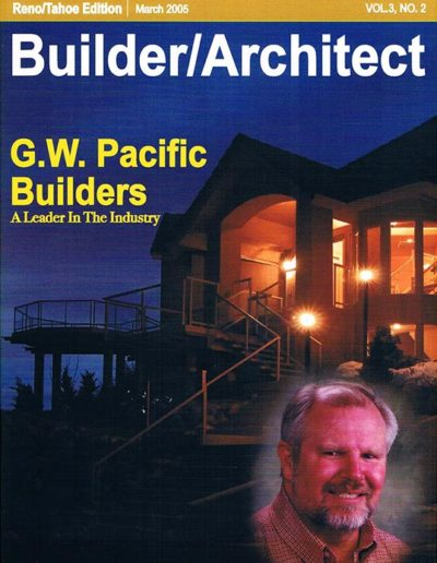 Builder / Architect Magazine March 2005